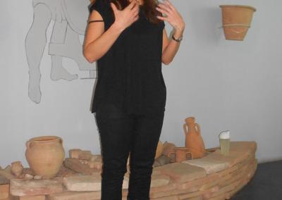 Dragana Bačanek, februar 2015